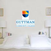 2 ft x 2 ft Fan WallSkinz-Guttman Community College w/ Shield