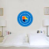 2 ft x 2 ft Fan WallSkinz-Circle Logo