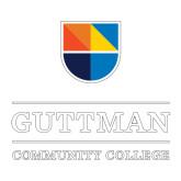 Medium Decal-Guttman Community College w/ Shield