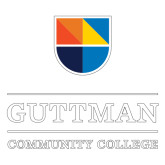 Large Decal-Guttman Community College w/ Shield