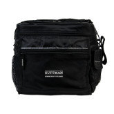 All Sport Black Cooler-Guttman Community College Word Mark