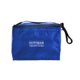 Six Pack Royal Cooler-Guttman Community College Word Mark