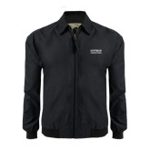 Black Players Jacket-Guttman Community College Word Mark