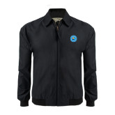 Black Players Jacket-Circle Logo
