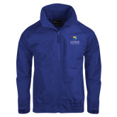 Community College Royal Charger Jacket-Guttman Community College w/ Shield