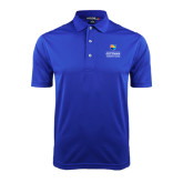 Community College Royal Dry Mesh Polo-Guttman Community College w/ Shield