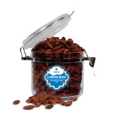 Almond Bliss Round Canister-Guttman Community College w/ Shield
