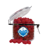Sweet & Sour Cherry Surprise Round Canister-Guttman Community College w/ Shield