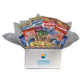 College Care Package Snackdown Deluxe-Guttman Community College w/ Shield