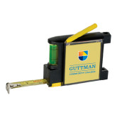 Measure Pad Leveler 6 Ft. Tape Measure-Guttman Community College w/ Shield