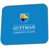 Full Color Mousepad-Guttman Community College w/ Shield