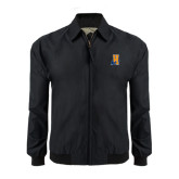 Black Players Jacket-Hostos H w/Alligator