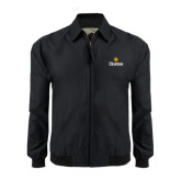 Black Players Jacket-Hostos w/Sun