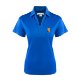 Community College Ladies Royal Performance Fine Jacquard Polo-Hostos H w/Alligator