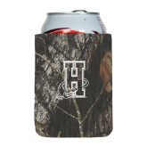 Community College Collapsible Camo Can Holder-Hostos H w/Alligator