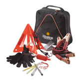 Community College Highway Companion Black Safety Kit-Hostos Community College w/Sun