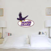 2 ft x 2 ft Fan WallSkinz-Hunter College