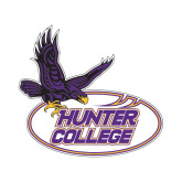 Small Decal-Hunter College, 6 in long