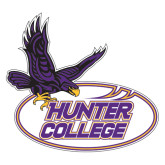 Extra Large Decal-Hunter College, 18 in long