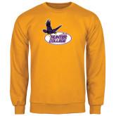 Gold Fleece Crew-Hunter College