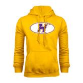 Gold Fleece Hoodie-H Mark