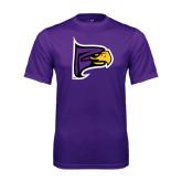 Performance Purple Tee-Hawk Head