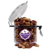 Deluxe Nut Medley Round Canister-Hunter College