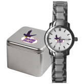 Mens Stainless Steel Fashion Watch-Hunter College