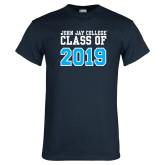 Navy T Shirt-Class of 2016
