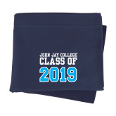 Navy Sweatshirt Blanket-Class of 2016