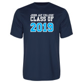 Syntrel Performance Navy Tee-Class of 2016