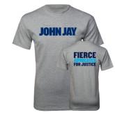 Sport Grey T Shirt-John Jay