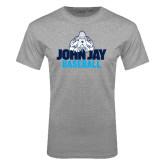 Sport Grey T Shirt-Baseball