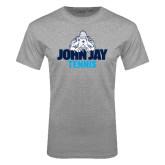 Sport Grey T Shirt-Tennis