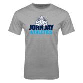 Sport Grey T Shirt-Athletics