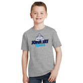 Youth Sport Grey T Shirt-Tennis