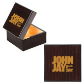 Wooden Jewelry Box-John Jay Engraved
