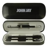 Black Roadster Gift Set-John Jay Engraved