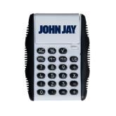 White Flip Cover Calculator-John Jay