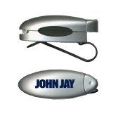 Silver Bullet Clip Sunglass Holder-John Jay