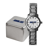 Ladies Stainless Steel Fashion Watch-John Jay