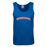Royal Tank Top-Arched Kingsborough