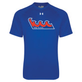 Under Armour Royal Tech Tee-The Wave