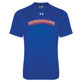 Under Armour Royal Tech Tee-Arched Kingsborough