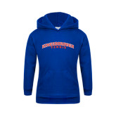 Community College Youth Royal Fleece Hoodie-Tennis