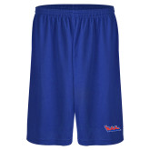 Community College Russell Performance Royal 10 Inch Short w/Pockets-The Wave