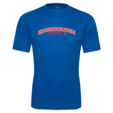 Community College Performance Royal Tee-Tennis