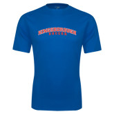 Community College Performance Royal Tee-Soccer