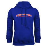 Community College Royal Fleece Hoodie-Basketball