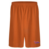 Community College Performance Classic Orange 9 Inch Short-The Wave